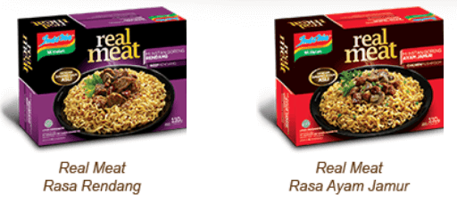 varian rasa indomie real meat
