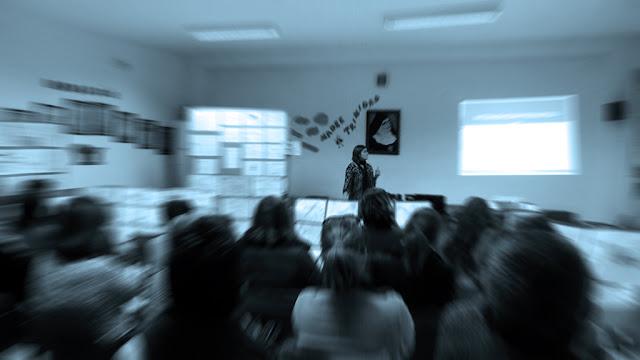 María Bretones Hablando sobre Dislexia