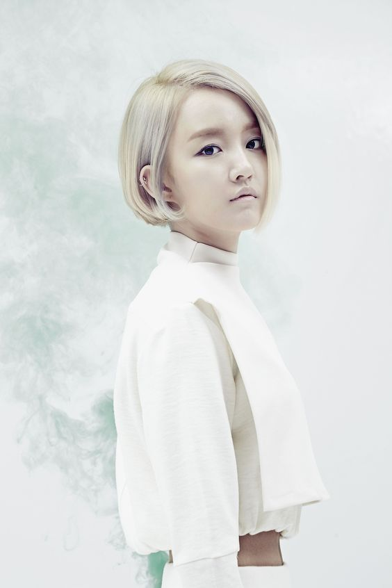 Younha Cute Haircut