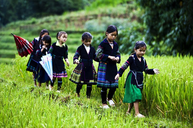 """""""8 attractions of Sapa, 8 interesting tourist style"""" 8"""
