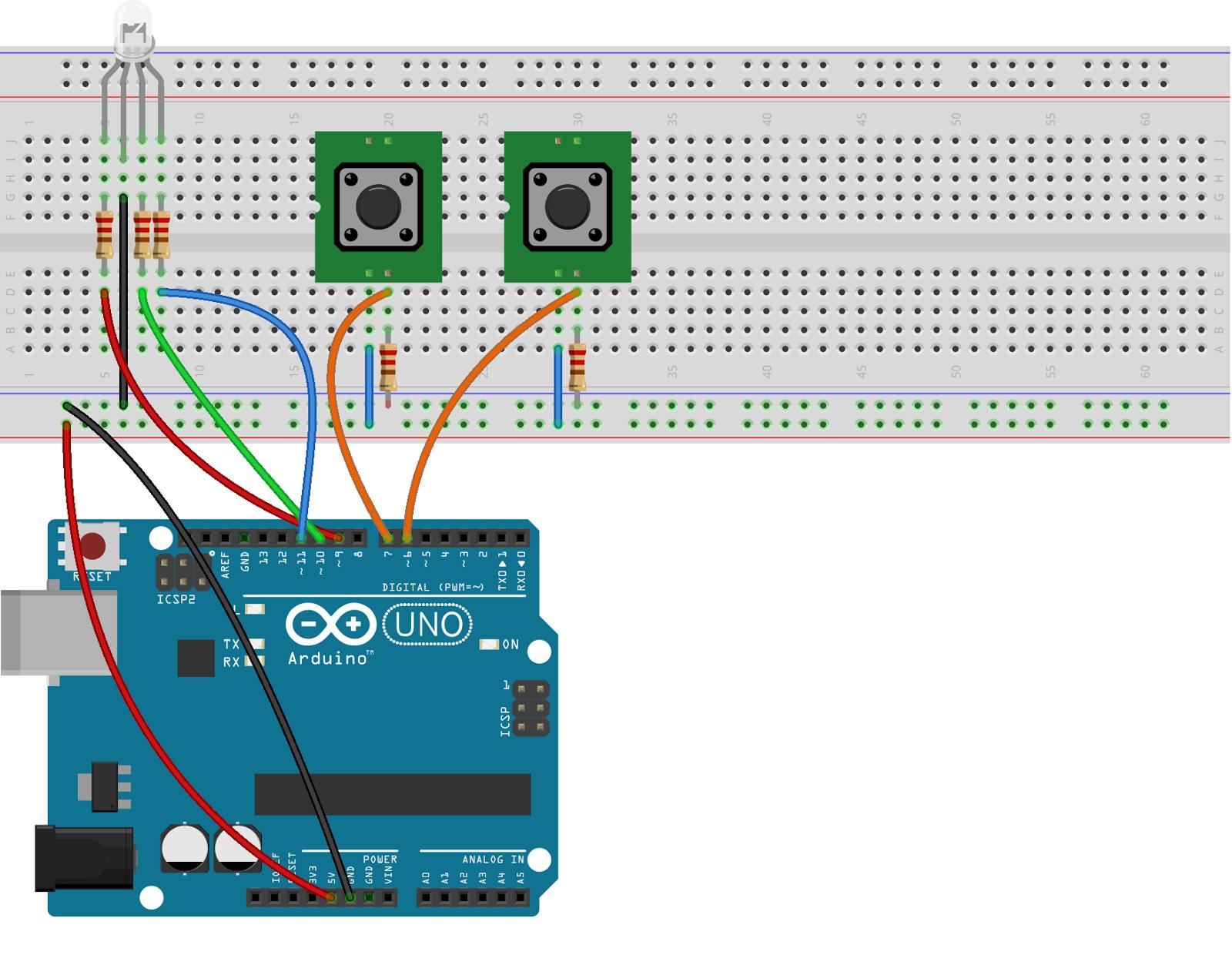 Arduino ppm meter