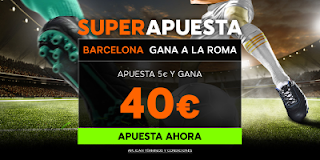888sport ganancias superapuestas Roma vs Barcelona 10 abril