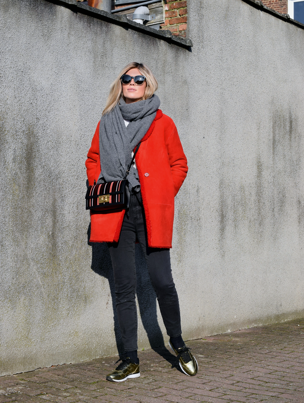 Outfit of the day, Dewolf, Fendi, Sandro, Zara, Current/Elliott, Hogan, Salvatore ferragamo, ootd, outfit, blogger, fashion
