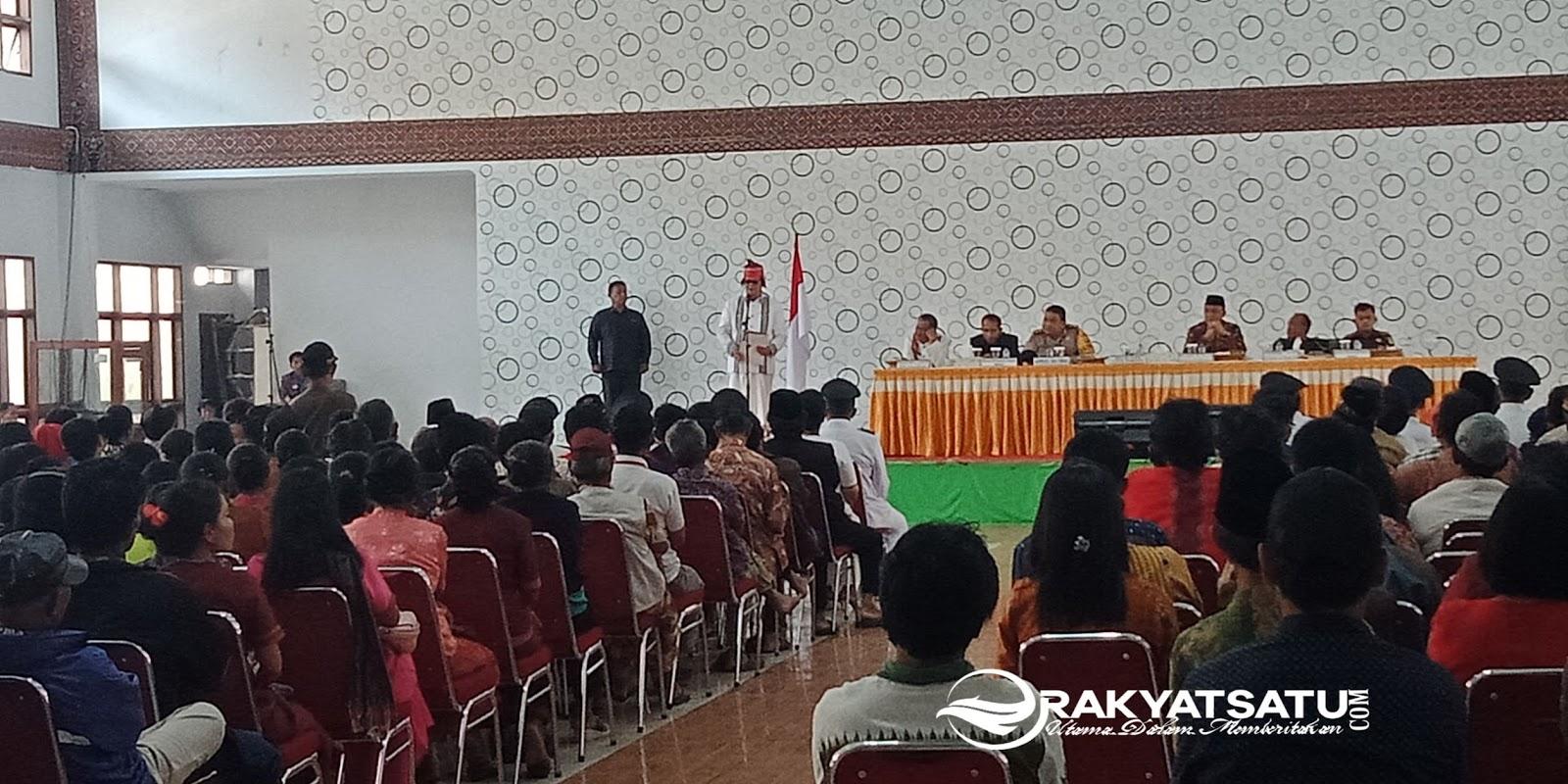 Bupati Tana Toraja Akan Kampanyekan Salah Satu Paslon Capres-Cawapres, Selama 3 Hari