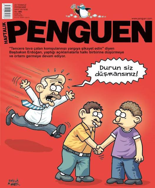 """Recep Tayyip Erdoğan: """"Tencere tava çalan komşularınızı yargıya şikayet edin"""""""