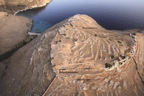 Στρόφιλας Άνδρου: η αρχαιότερη πόλη της Ευρώπης (4500-3200 π.Χ.)