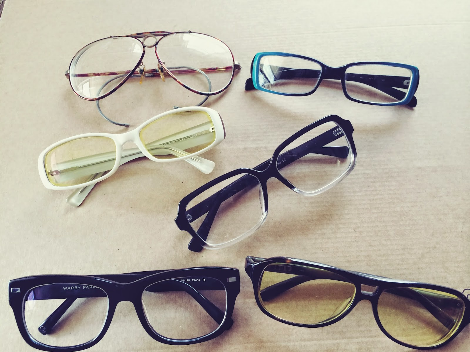 glasses, frames, Fab Lifestyle, Warby Parker, Christopher Stewart, Eating Fabulously, Brooklyn