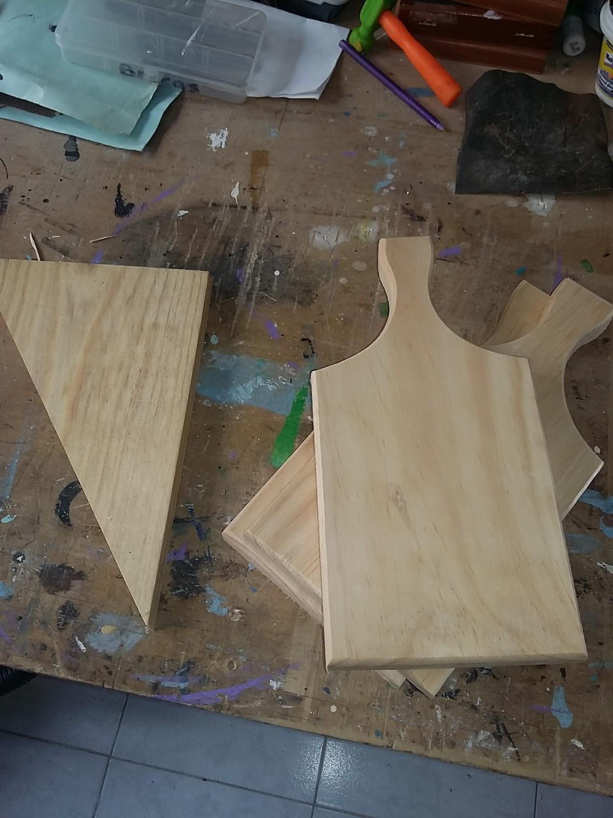 Hobby carpinter a proyecto de tabla para picar a atril for Como hacer una tabla para picar de madera