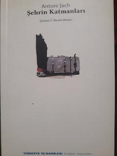 Bodoslamadan Kitap: Antoni Jach - Şehrin Katmanları