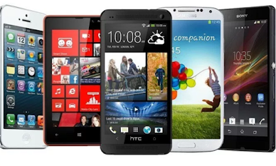 Top 10: the best 4G smartphones