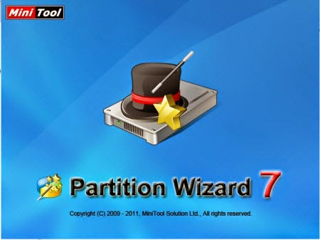 MiniTool Partition Wizard 7