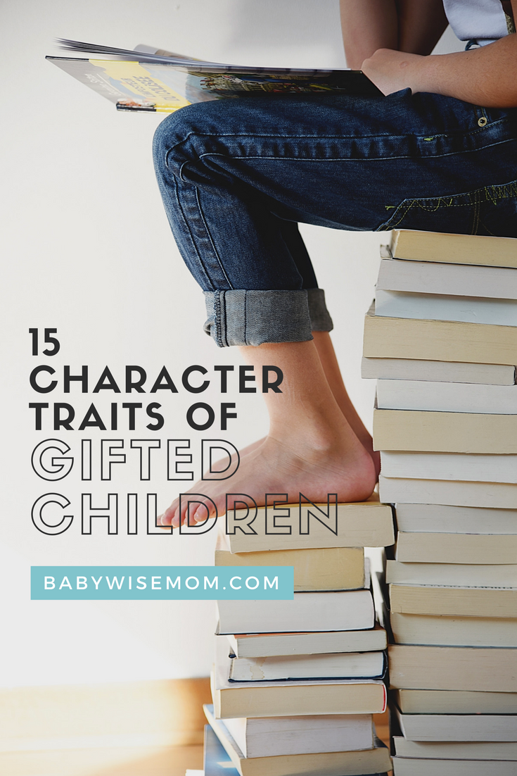 15 Characteristics of Gifted Children