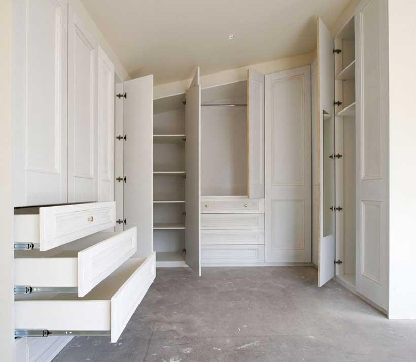 25 Contemporary Built-in Wardrobe Bedroom Designs