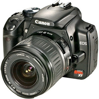 Canon Digital Rebel XT Firmware Download