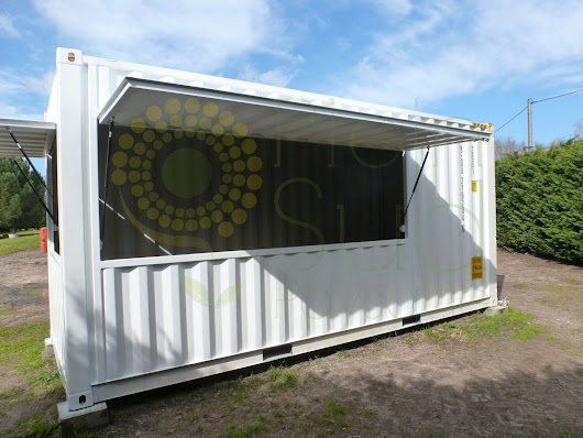 Shipping container homes google - Maison jardin senior living community reims ...