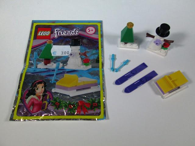 Set Lego Friends 561512 Winter Fun
