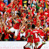 Evan Dimas Dan Septian David Bawa Timnas Indonesia Unggul 2-1 Atas Myanmar