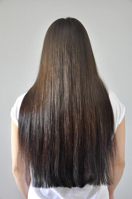 olejek, szampon i maska tahe organic care - efekt na moich włosach
