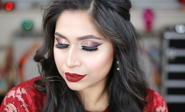 Shahnaz Shimul - Valentine's Day Makeup Tutorial
