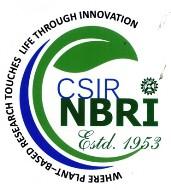 NBRI Recruitment 2017, www.nbri.res.in