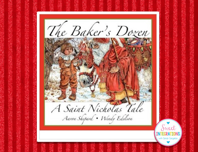 The Baker's Dozen is a beautifully illustrated book for the holiday season. This book study includes graphic organizers for characterization, cause and effect, and main idea. If you are studying legends, I highly recommend this book about Dutch Colonial New York.