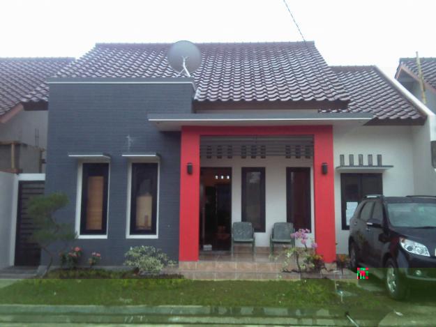 tipe rumah sederhana di kampung