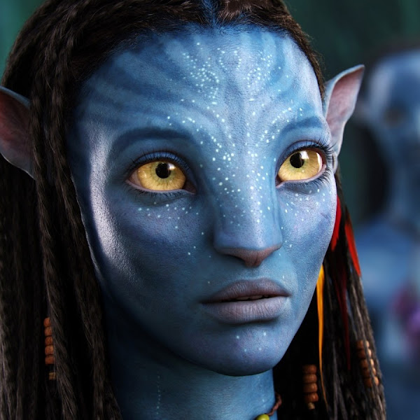 "MOTD: Makeup Look ""Avatar"""