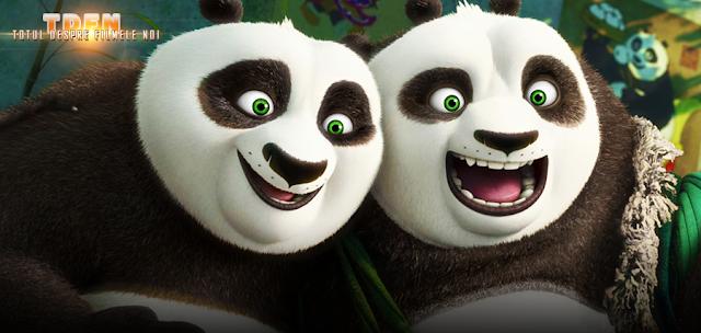 Kung Fu Panda 3: Po şi tatăl său Li