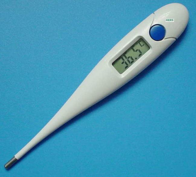 Termometer Digital Untuk Bayi Anak Kecil