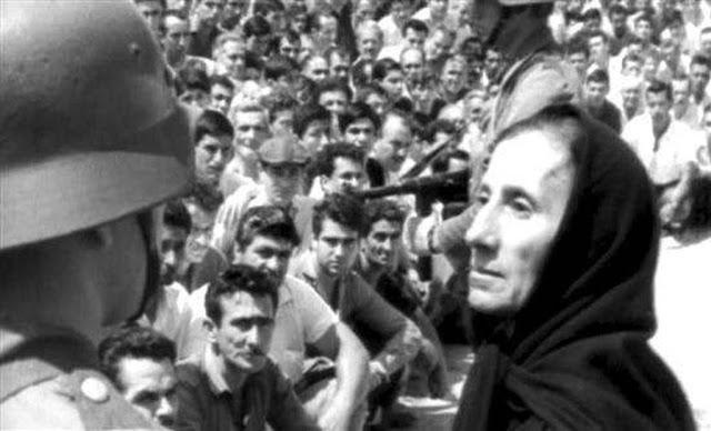 Η Σφαγή του Διστόμου στις  10 Ιουνίου του 1944 (βίντεο)