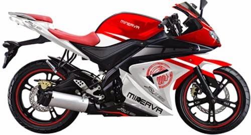 Harga Minerva RX 150