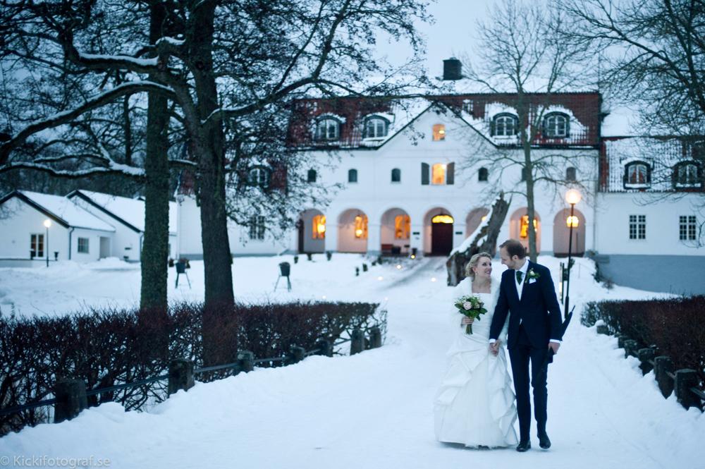 Lantligt Bröllop Stockholm ~ Vinter bröllop Yxtaholm slott! Kicki Fotograf, CSI som blev bröllopsfotograf