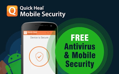 quick heal free antivirus for android