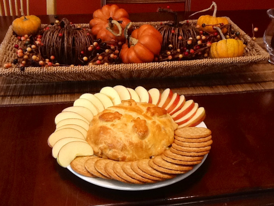 Rita S Recipes Baked Brie En Croute