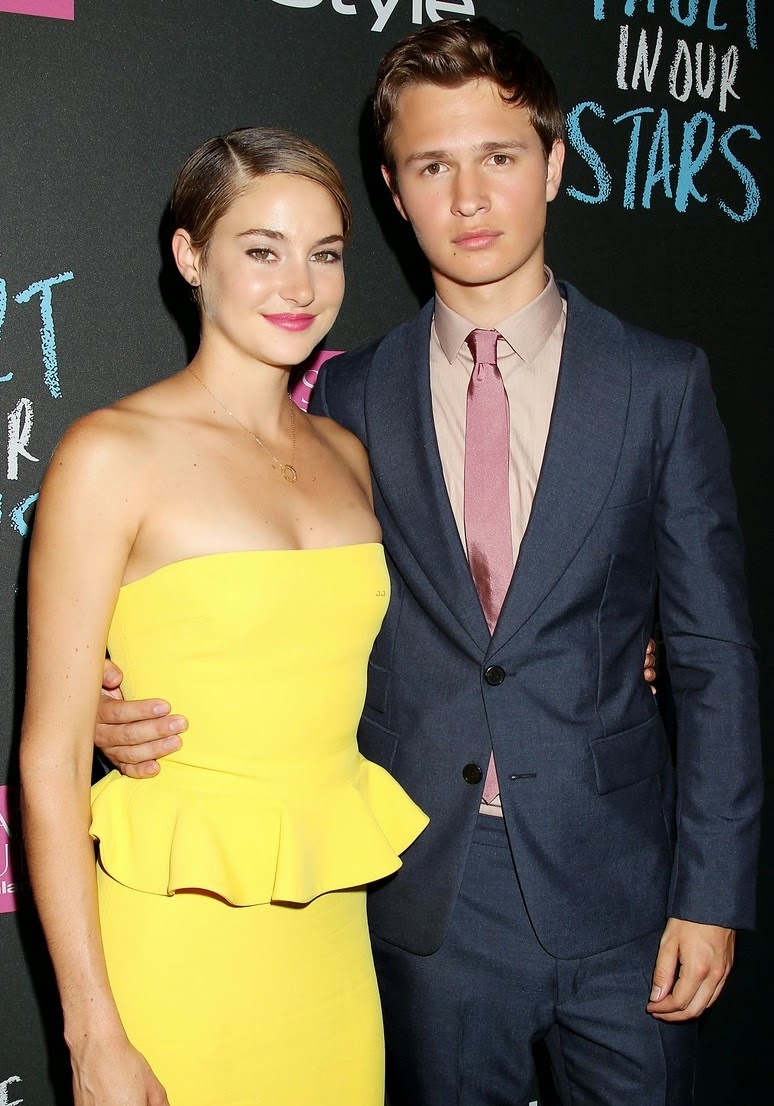VJBrendan.com: Ansel Elgort at the Premiere of 'The Fault ...