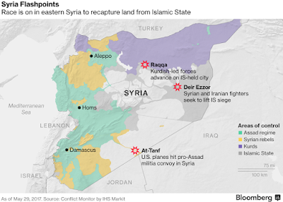Will The U.S. And Iran Go To War Against Each Other In Syria