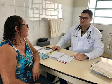 Atendimento médico é retomado nos povoados Sinimbu, Canafístula, Alto Bonito, Gangorra e Caraíbas do Lino no município de Delmiro Gouveia