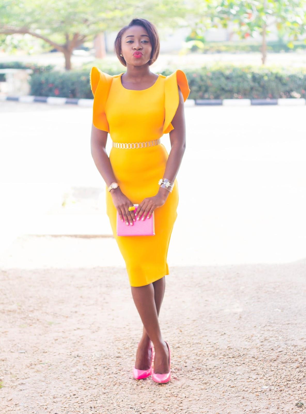 Cheap Yellow Dress Shoes