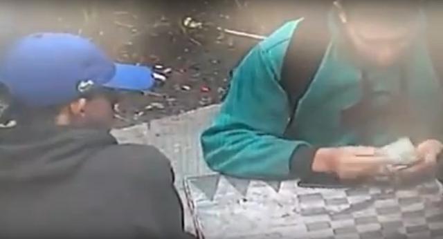 Monitoramento da GCM de Santo André com apoio da ROMO detém marginais no momento em que negociavam celulares roubados