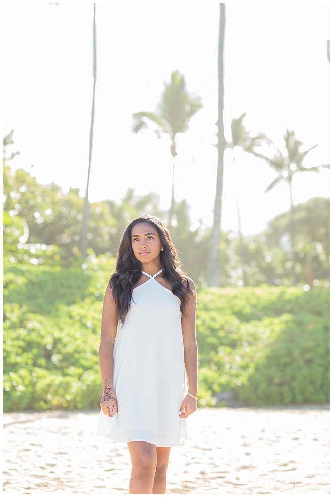 Maui Senior Portrait Photographer