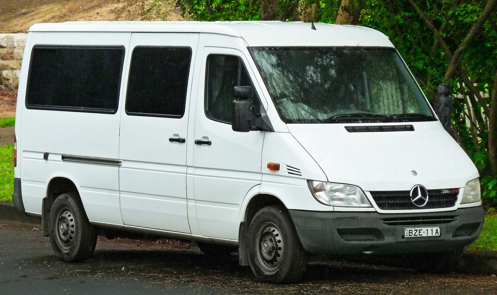 Taxi Camionnette Car Guy 39s Paradise All About Mercedes Benz Sprinter