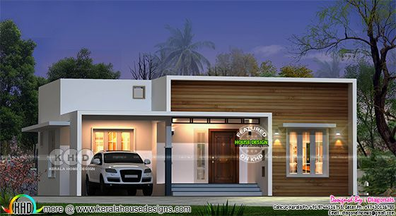 budget friendly beautiful house rendering