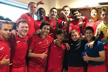 Eks Pemain Liga Inggris FCV Stamford Siap Gabung Skuat Maung Bandung U 20
