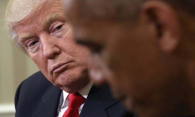 Trump pede ao Congresso que investigue supostas escutas em seus telefones