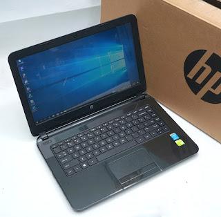 Jual Laptop HP14-R017TX Bekas