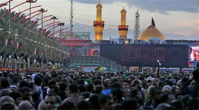 Situs Resmi Syiah Akui Ziarah ke Karbala Adalah Haji Alternatif, Pahalanya 70x Haji