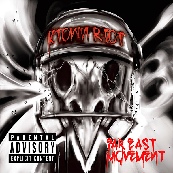 Far East Movement - KTown Riot - EP Cover