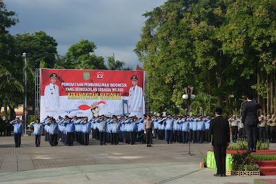 Bupati Trenggalek, Ajak Warga Masyarakat Pupuk Persatuan dan Kesatuan di Hari Kebangkitan Nasional