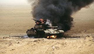 Ιρακινό άρμα κινεζικής προέλευσης Type 69