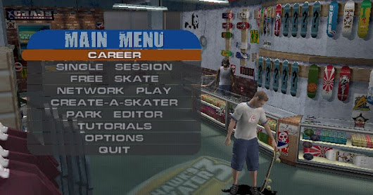 Tony Hawks Pro Skater 3 PC Games Download